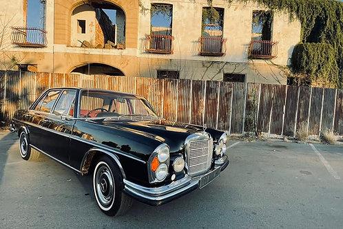1970 Mercedes-Benz W108 280S