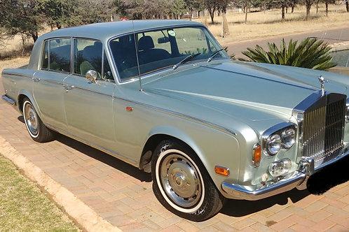 1976 Rolls Royce Silver Shadow mk1