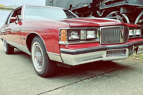 1980 Pontiac Bonneville V8 Diesel Mint Condition