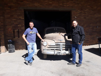 1948 Chevrolet Coupe sold!!!!!