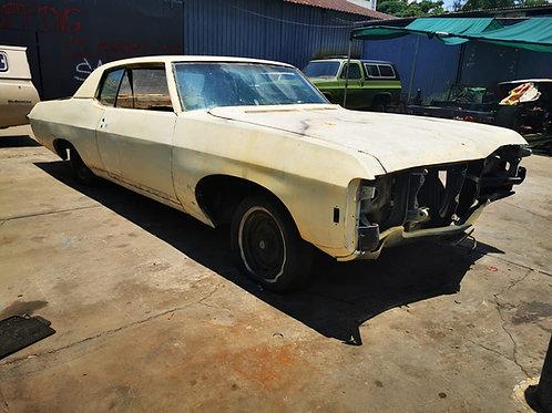 1969 Impala two door hardtop