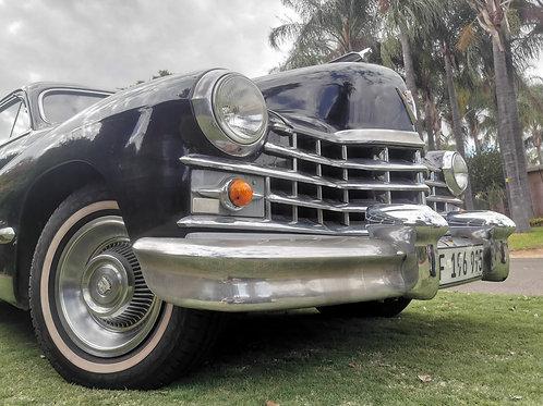 1947 Cadillac Sedan