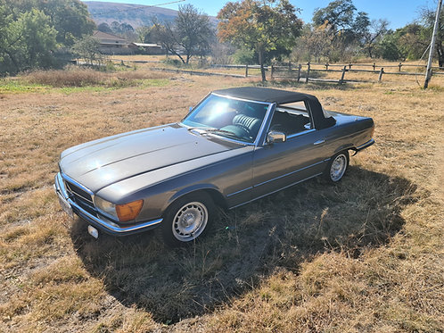 1981 Mercedes-Benz 280SL