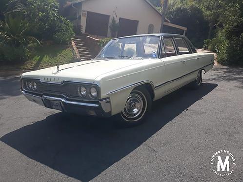 1966 Dodge Monaco v8