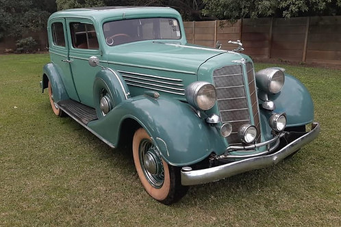 1934 Buick Straight 8