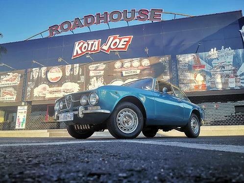 1971 Alfa Junior 1750