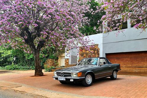 1981 Mercedes-Benz 280SL R107
