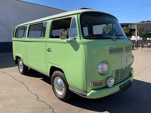 1969 Volkswagen Low Light Kombi