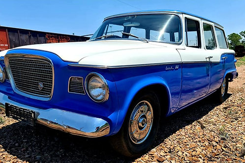 1961 Studebaker Lark SW V8