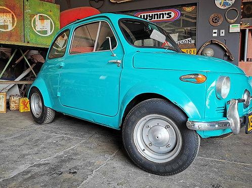 Fiat 500 Nouva