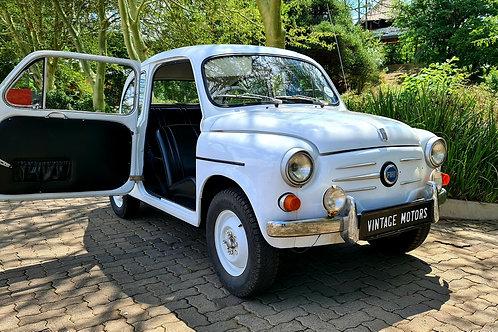 Pre 1961 Fiat 600