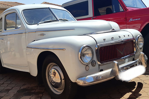 1957 Volvo 444 LHD