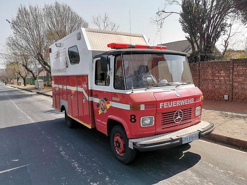 1980 508D Mercedes Firetruck