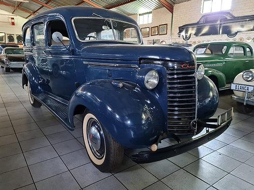 1940 Chevrolet Suburban Travelall