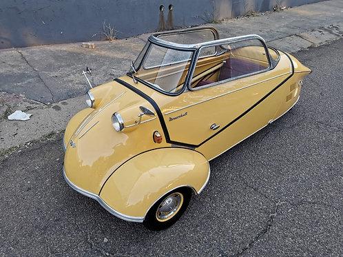1957 Messerschmitt KR200 Kabinenroller
