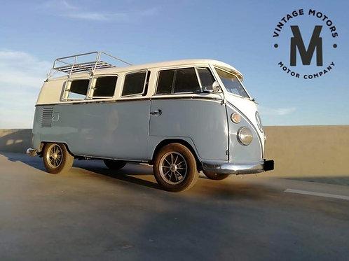 1964 Volkswagen Split-window Kombi