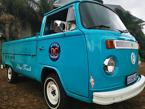 1973 Shop truck Volkswagen Single Cab