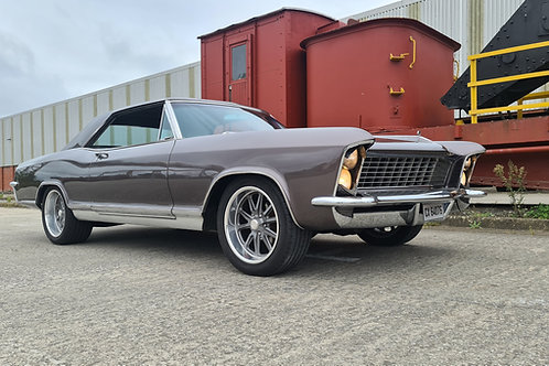 1965 Buick Riviera The Clamshell Buick