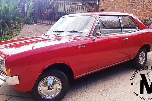 1968 Opel Rekord