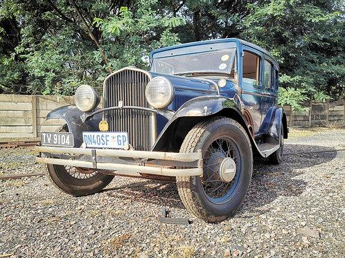 1931 Desoto Sedan