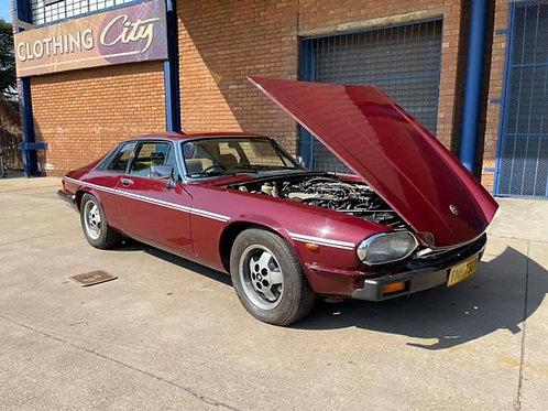 1984 Jaguar XJS V12