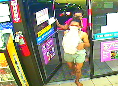 Persons of Interest: Robbery