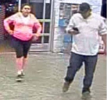 Persons of Interest: Stolen Vehicle Investigation