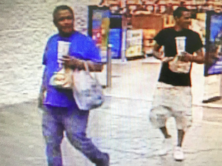 Persons of Interest: Theft