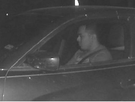 Stolen Vehicle: 2016 Dodge Charger