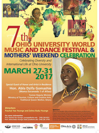 7TH WORLD MUSIC AND DANCE FESTIVAL