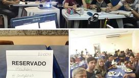 Pr. Diego Lacerda agradece a oportunidade de ensinar no Seminário Bíblico do Sul