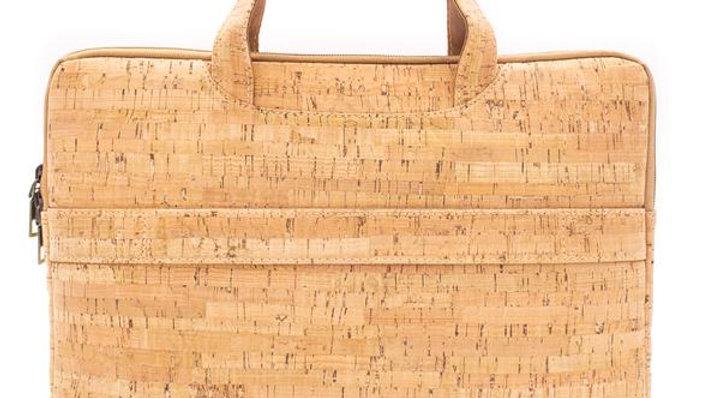Natural Cork Laptop Bag