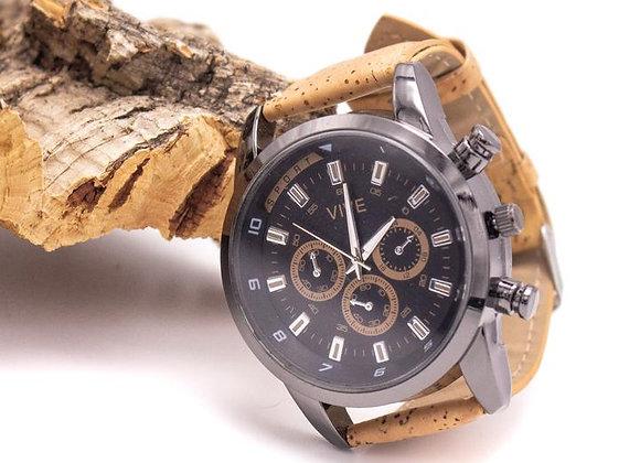 Mens Portimao Cork Watch