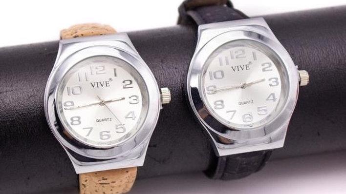 Mens / Unisex Vive Cork Watch