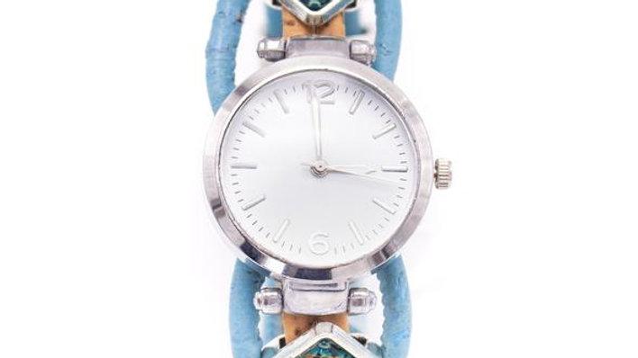 Ladies Azul Cork Watch