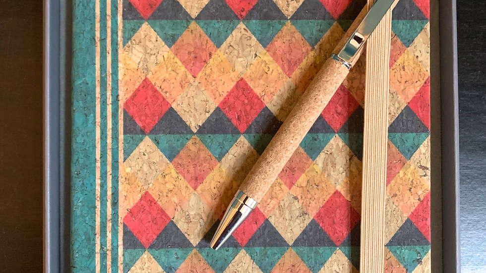 Pen and Notebook/Sketchpad Gift Set