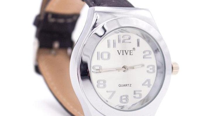Unisex Vive Cork Watch