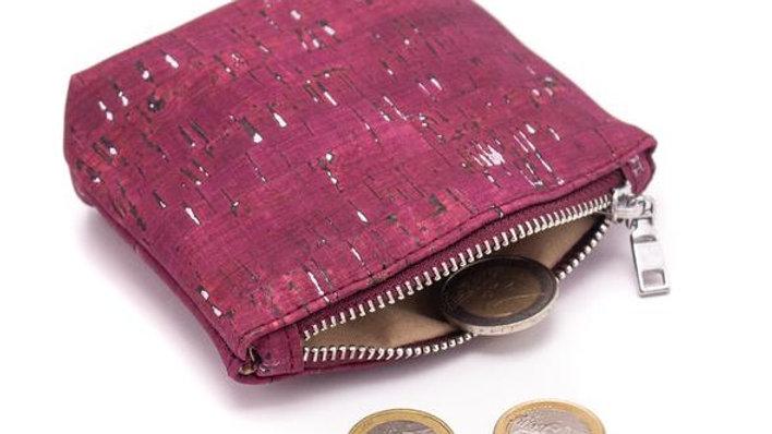 Claret Cork Card/Coin Purse