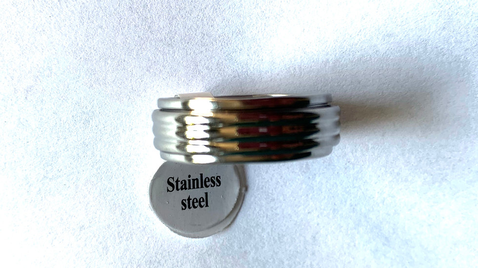 Stainless Steel  Rotating Ring