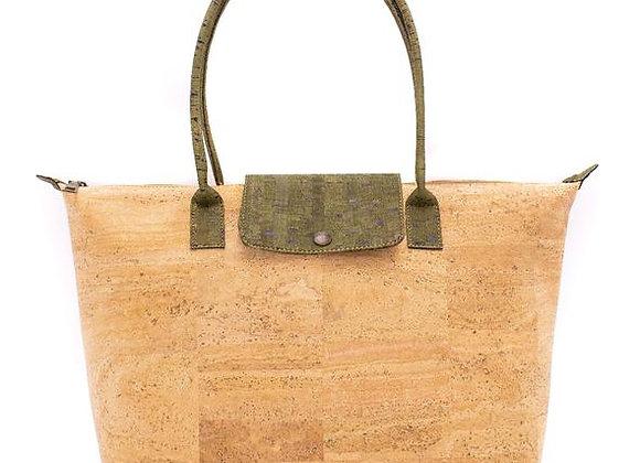 Natural Cork Tote Bag