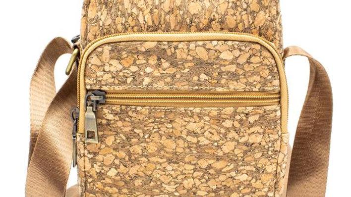 Mens Messenger Cross Body Bag Small