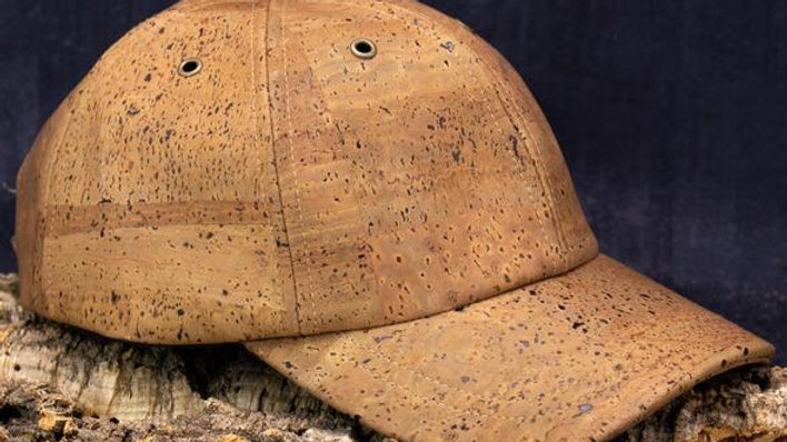 Natural Cork Baseball Cap
