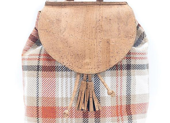 Steve Cork and Cotton Backpack