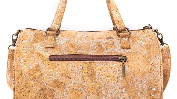 Natural Cork Duffel Bag