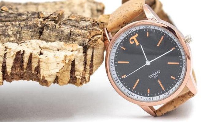 Mens Classic Torino Cork Watch