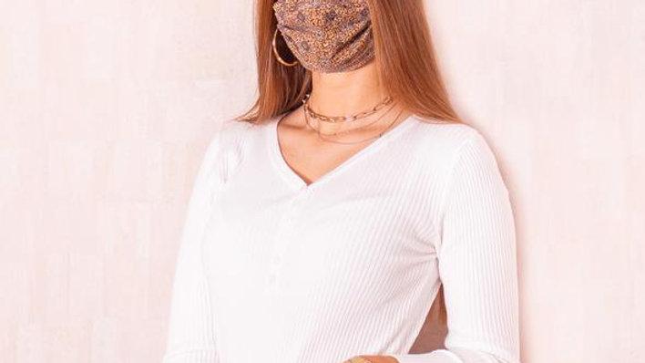 Natural Cork Protection Mask