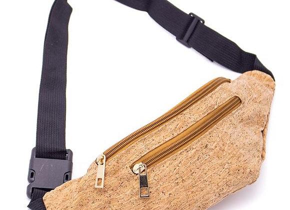 Natural Cork Waist Bag
