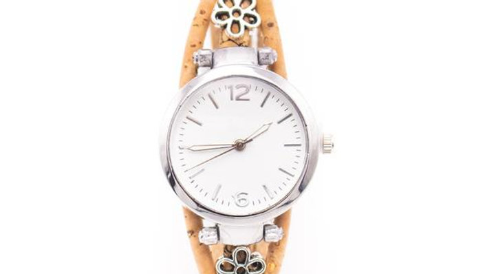 Ladies Bonita Cork Watch
