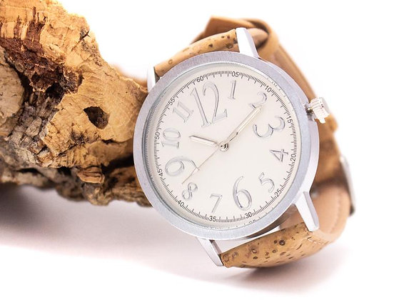 Aveiro Cork Watch