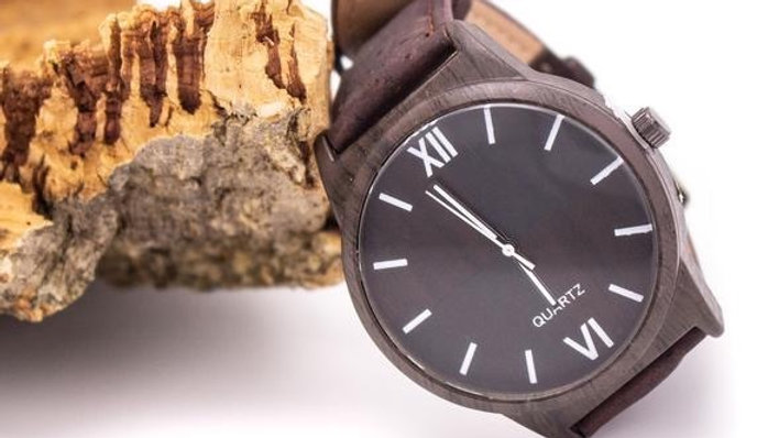 Mens Romano Cork Watch